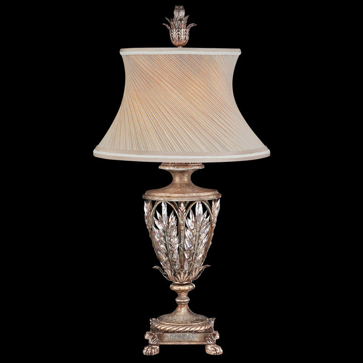 crystal table lamps costco lead uk fine art winter palace lamp for living room