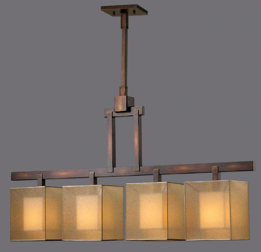 Fine Art Lamps 330540 Quadralli Island Bar Light