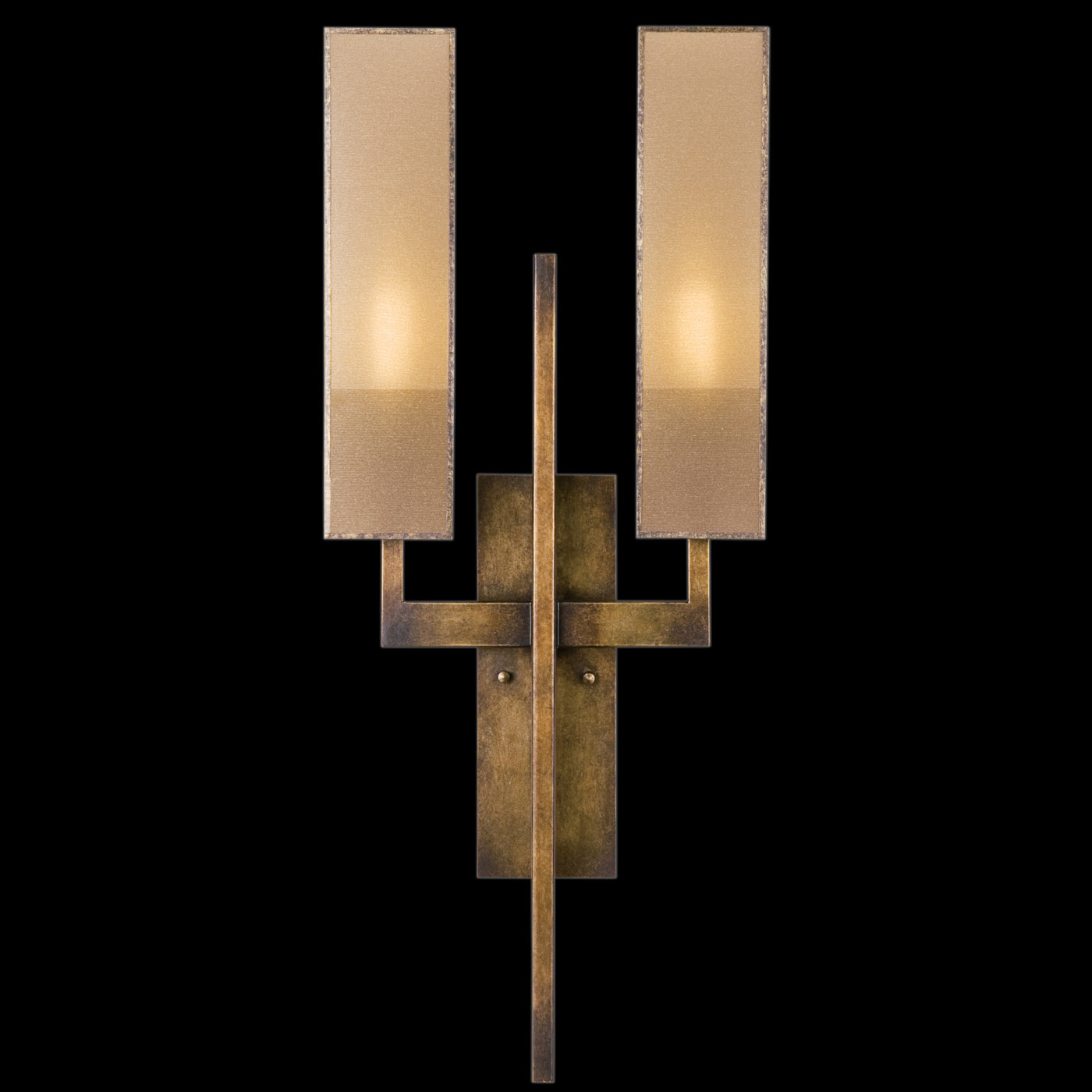 Wall Lamps Drawing : Fine Art Lamps 733050GU Perspectives Wall Sconce