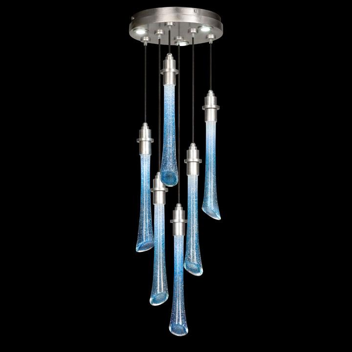 Multi Pendant Light Fixtures Elk Lighting 46017 3 Danica