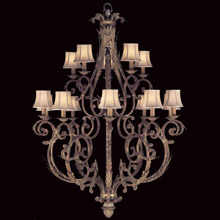 Chandeliers made in usa lamps beautiful fine art lamps 141940 stile bellagio fifteen light chandelier aloadofball Choice Image