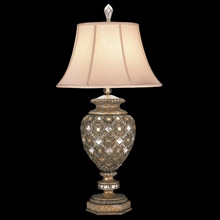 Table Lamps Made in USA - Lamps Beautiful:Fine Art Lamps 174110 A Midsummer Night's Dream Crystal Table Lamp,Lighting