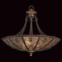 Fine Art Lamps 179942 Villa 1919 Large Inverted Pendant