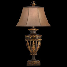 Table Lamps Made in USA - Lamps Beautiful:Fine Art Lamps 229710 Castile Table Lamp,Lighting