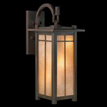 Fine Art Handcrafted Lighting 401281 Capistrano Large Outdoor Wall Lantern
