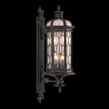 Fine Art Handcrafted Lighting 413981 Devonshire Outdoor Wall Lantern