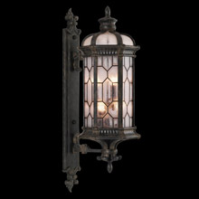 Fine Art Handcrafted Lighting 414081 Devonshire Large Outdoor Wall Lantern