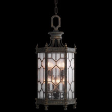 Fine Art Handcrafted Lighting 414282 Devonshire Outdoor Lantern