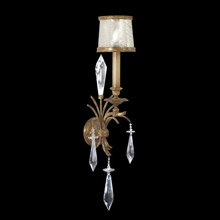 Fine Art Lamps 569050 Monte Carlo Crystal Wall Sconce