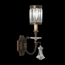 Fine Art Lamps 582850 Eaton Place Crystal Wall Sconce