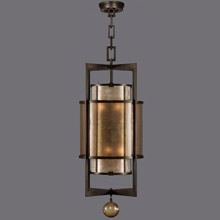 Fine Art Handcrafted Lighting 591240 Singapore Moderne Lantern