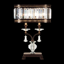 Fine Art Lamps 606010 Crystal Eaton Place Table Lamp