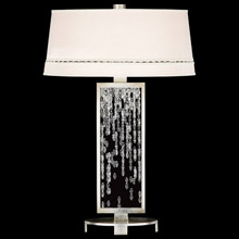 Fine Art Lamps 771910 Crystal Cascades Table Lamp