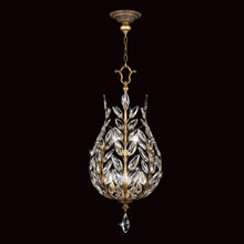 Fine Art Handcrafted Lighting 776540 Crystal Crystal Laurel Gold Pendant