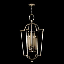Fine Art Handcrafted Lighting 780440 Allegretto Silver Lantern