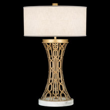 Fine Art Lamps 784910-2 Allegretto Gold Table Lamp