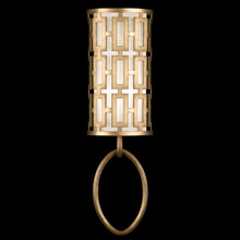 Fine Art Handcrafted Lighting 787450-2 Allegretto Gold Wall Sconce