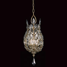 Fine Art Handcrafted Lighting 804640 Crystal Crystal Laurel Pendant