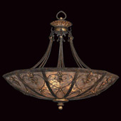 Classic/Traditional Villa 1919 Large Inverted Pendant - Fine Art Handcrafted Lighting 179942