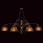 Classic/Traditional Villa 1919 Oval Chandelier - Fine Art Handcrafted Lighting 302540