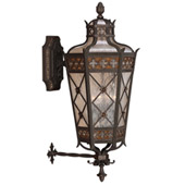 Classic/Traditional Chateau Outdoor Large Wall Lantern - Fine Art Lamps 403681