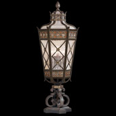 Classic/Traditional Chateau Outdoor Pier Mount Lantern - Fine Art Lamps 403983