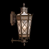 Classic/Traditional Chateau Outdoor Wall Lantern - Fine Art Lamps 404381