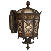 Classic/Traditional Chateau Outdoor Small Wall Lantern - Fine Art Lamps 404781