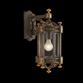 Classic/Traditional Beekman Place Outdoor Wall Lantern - Fine Art Lamps 564581