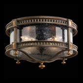 Classic/Traditional Beekman Place Outdoor Ceiling Light Fixture - Fine Art Lamps 564982