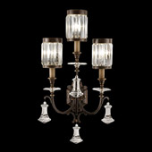 Classic/Traditional Eaton Place Crystal Wall Sconce - Fine Art Lamps 583150