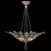 Crystal Crystal Laurel Inverted Pendant - Fine Art Lamps 753640
