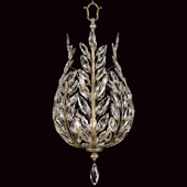 Crystal Crystal Laurel Pendant - Fine Art Lamps 753840