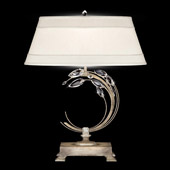 Crystal Crystal Laurel Left Facing Table Lamp - Fine Art Lamps 771510