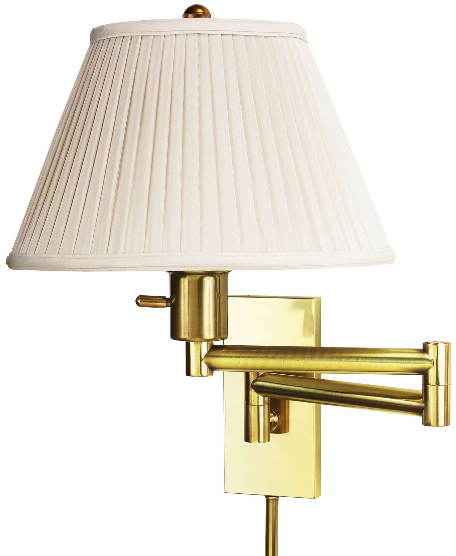 Frederick Cooper 65014 Monroe Swing Arm Wall Lamp
