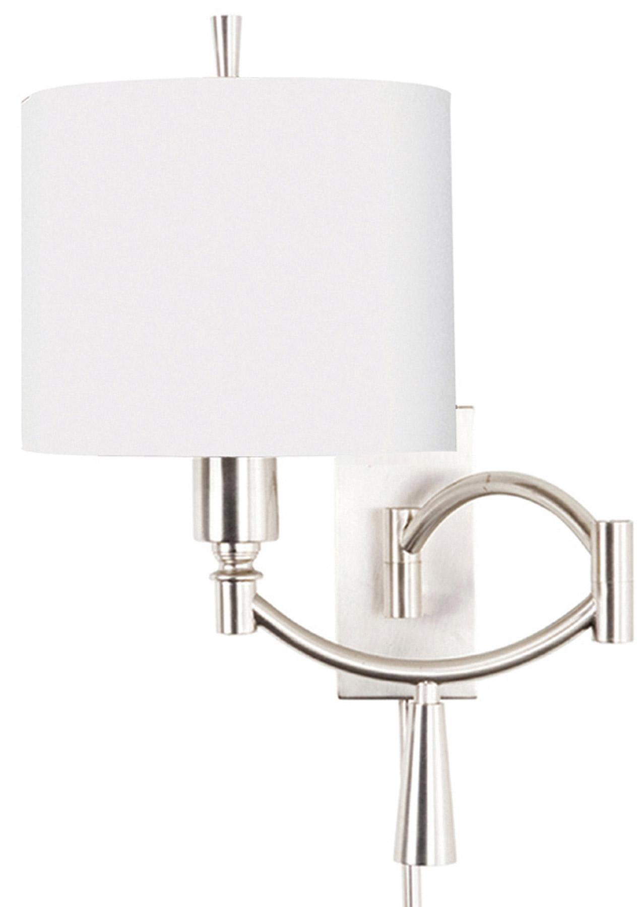 frederick cooper ra ii swing arm wall lamp