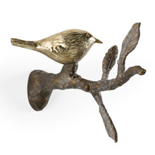 Frederick Cooper 296120 Tweet Wall Mounted Bird Sculpture