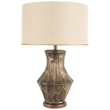 Frederick Cooper 65127 Fractura Bronze Table Lamp