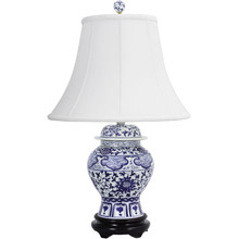 Frederick Cooper 65150 Indigo Garden Table Lamp