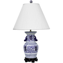 Frederick Cooper 65153 Double Happiness Table Lamp