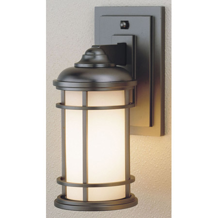 Feiss OL2200BB Lighthouse Outdoor Wall Mount Lantern
