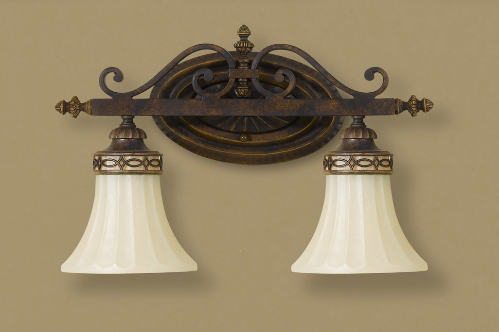 Feiss VS12502-WAL Drawing Room Vanity Light