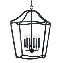 Feiss F2976/6AF Yarmouth 6 - Light Foyer