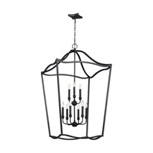 Feiss F2977/9AF Yarmouth 9 - Light Chandelier