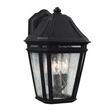 Feiss OL11301BK Londontowne 3 - Light Outdoor Sconce