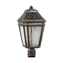 Feiss OL11308WCT-LED Londontowne LED Outdoor Post
