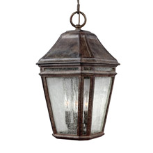 Feiss OL11311WCT Londontowne 3 - Light Outdoor Pendant