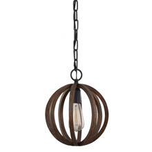 Feiss P1302WOW/AF Allier 1 - Light Mini Pendant