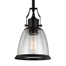 Feiss P1354ORB Hobson 1 - Light Mini-Pendant