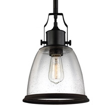 Feiss P1355ORB Hobson 1 - Light Pendant
